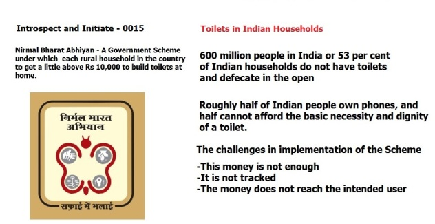 0015 - Toilets in Households